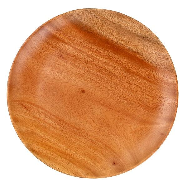天然木プレート <26cm>