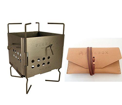 Firebox(ファイヤーボックス)/GEN2 チタン製