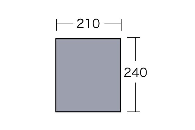 ogawa(オガワ)/PVCマルチシート250×220