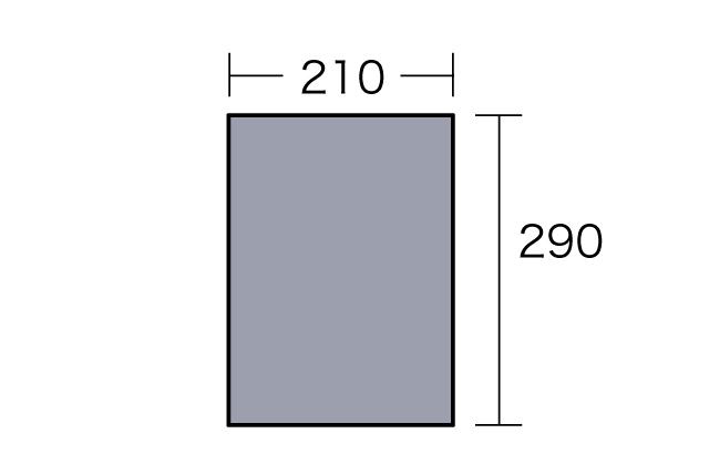 ogawa(オガワ)/PVCマルチシート300×220