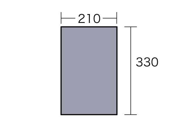 ogawa(オガワ)/PVCマルチシート340×220