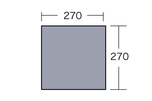 ogawa(オガワ)/PVCマルチシート280×280