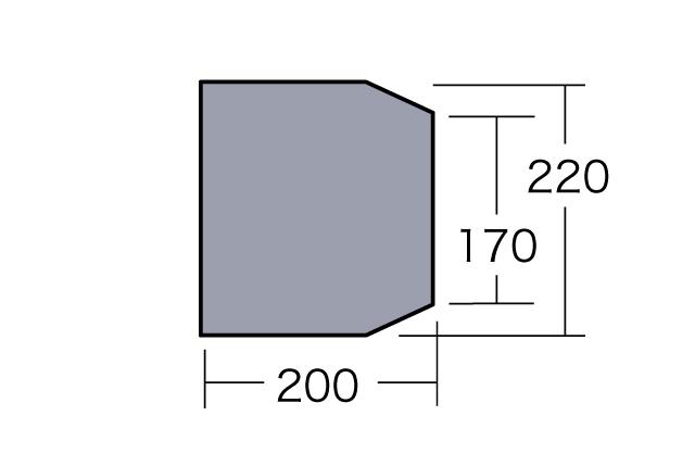 ogawa(オガワ)/PVCマルチシートポルヴェーラ34用