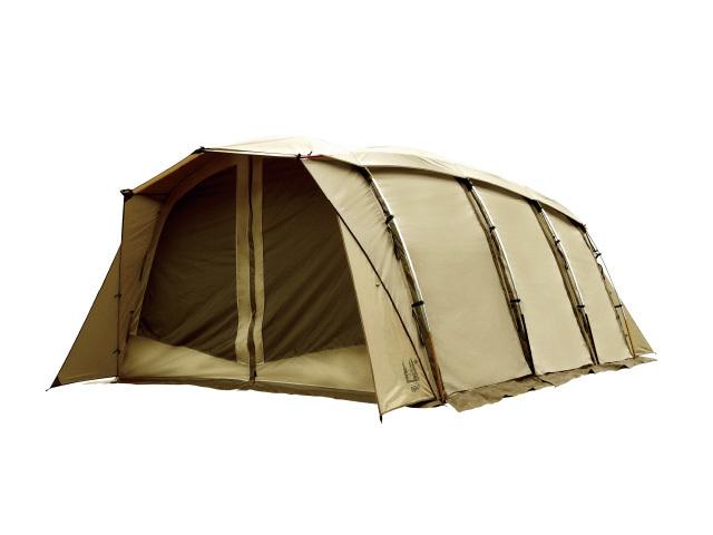 アポロン(5人用アーチ型テント)