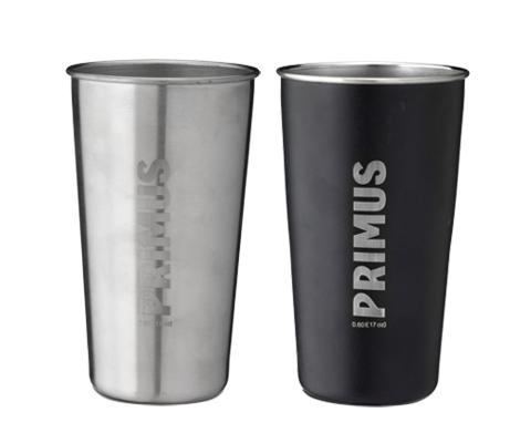PRIMUS(プリムス)/CF パイントカップ P-C738014(ステンレス)P-C738015(ブラック)