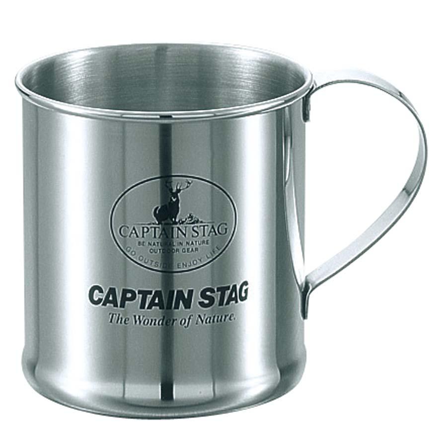 CAPTAIN STAG(キャプテンスタッグ)/レジェルテ ステンレスマグカップ300mL