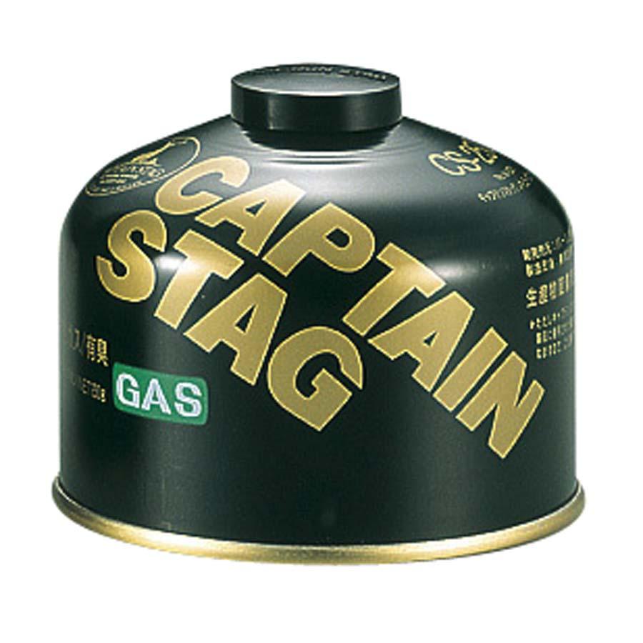 CAPTAIN STAG(キャプテンスタッグ)/レギュラーガスカートリッジCS−250