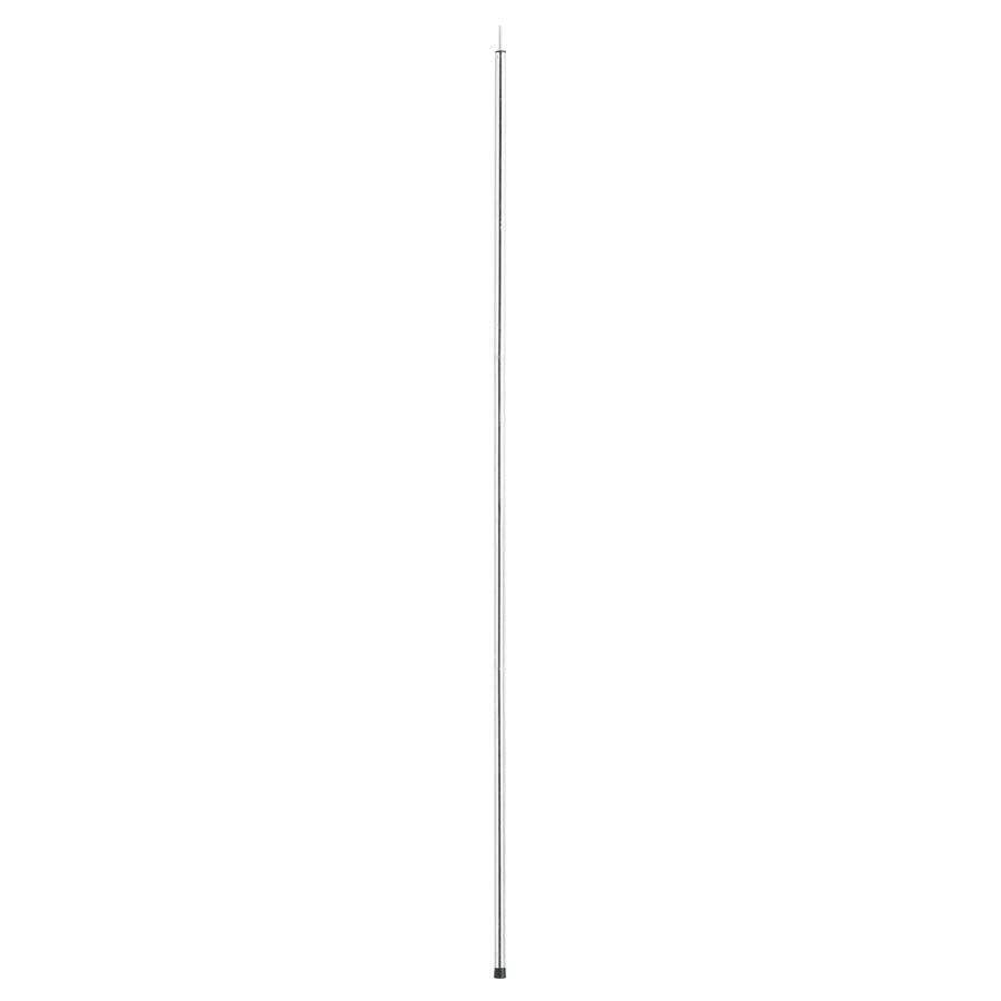 CAPTAIN STAG(キャプテンスタッグ)/スチールポール180cm×φ22mm(3本つなぎ)