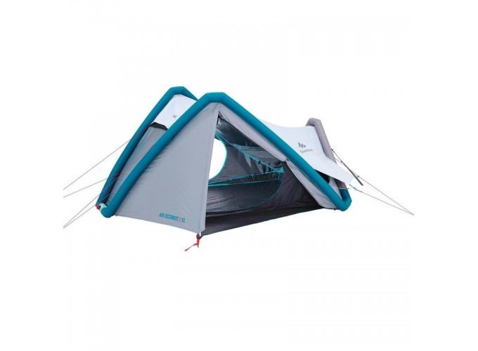 QUECHUA(ケシュア)/AIR SECONDS 2 XL FRESH&BLACK キャンプ テント | 2人用