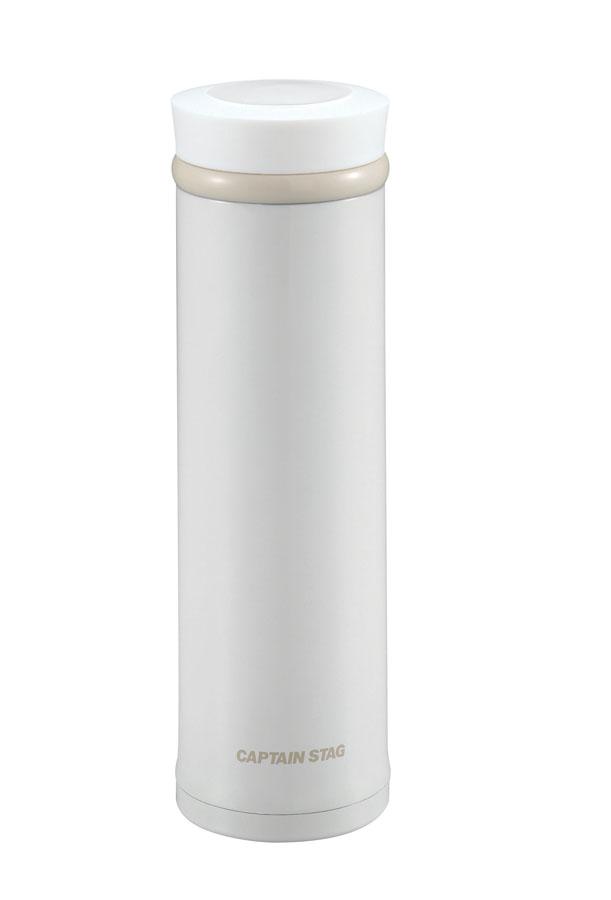 CAPTAIN STAG(キャプテンスタッグ)/シャルマンEO パーソナルボトル500(ホワイト)