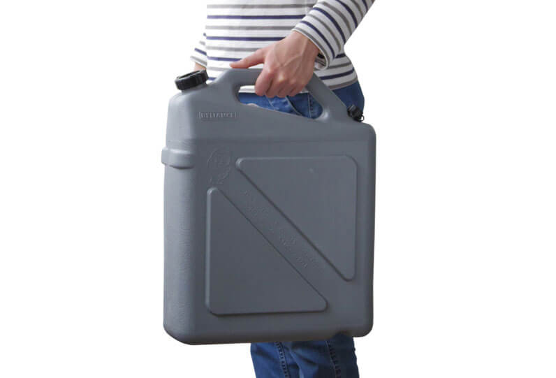 outputlife(アウトプットライフ)/RELIANCE RHINO-PAK WATER CONTAINER 5.5G / 21L