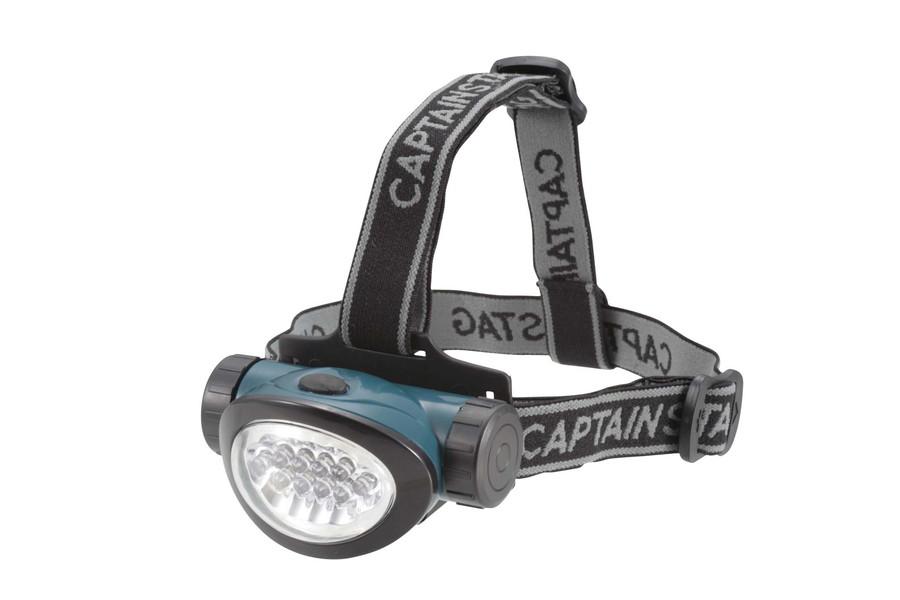 CAPTAIN STAG(キャプテンスタッグ)/NEWビビッド LEDヘッドライト