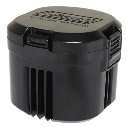 Coleman(コールマン)/CPX(TM)6乾電池用ケース(ブラック)
