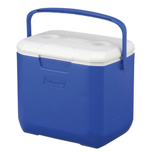 エクスカーション®クーラー/30QTブルー/ホワイト
