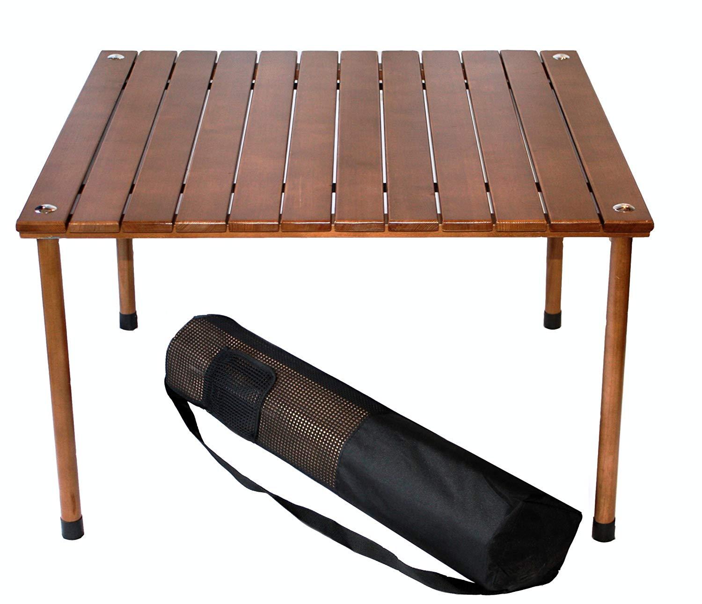 Table in a Bag(テーブルインアバッグ)/ローウッドテーブル TIBTBLW
