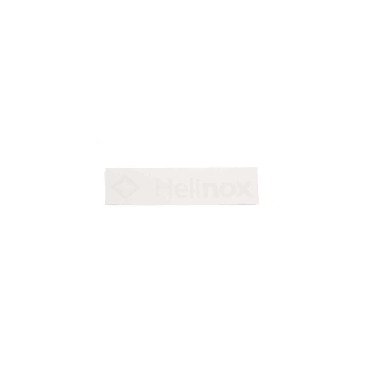 Helinox ロゴステッカー S / リウレクティブ