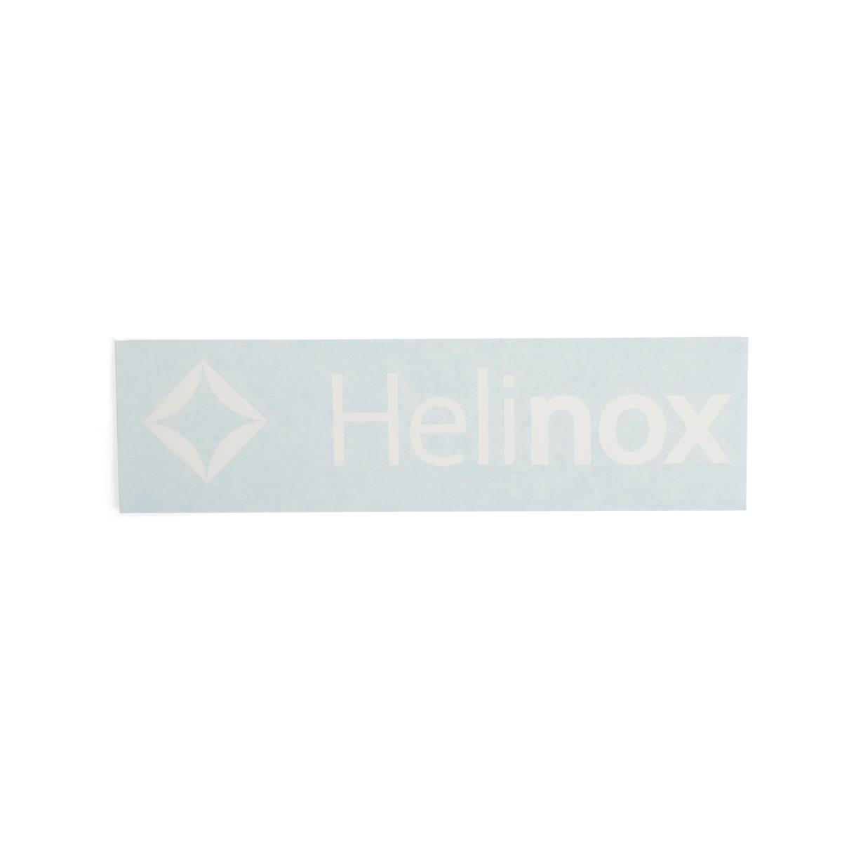 Helinox(ヘリノックス)/Helinox ロゴステッカー L / リウレクティブ