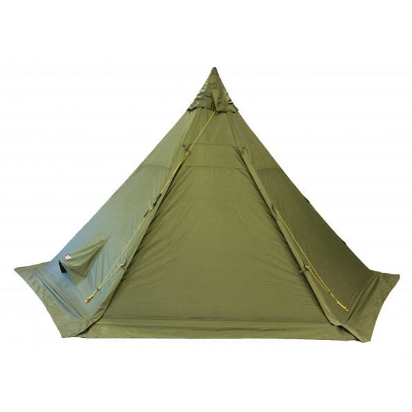 Pasvik 10-12 Outer Tent incl. Pole/ヘルスポート(Helsport)