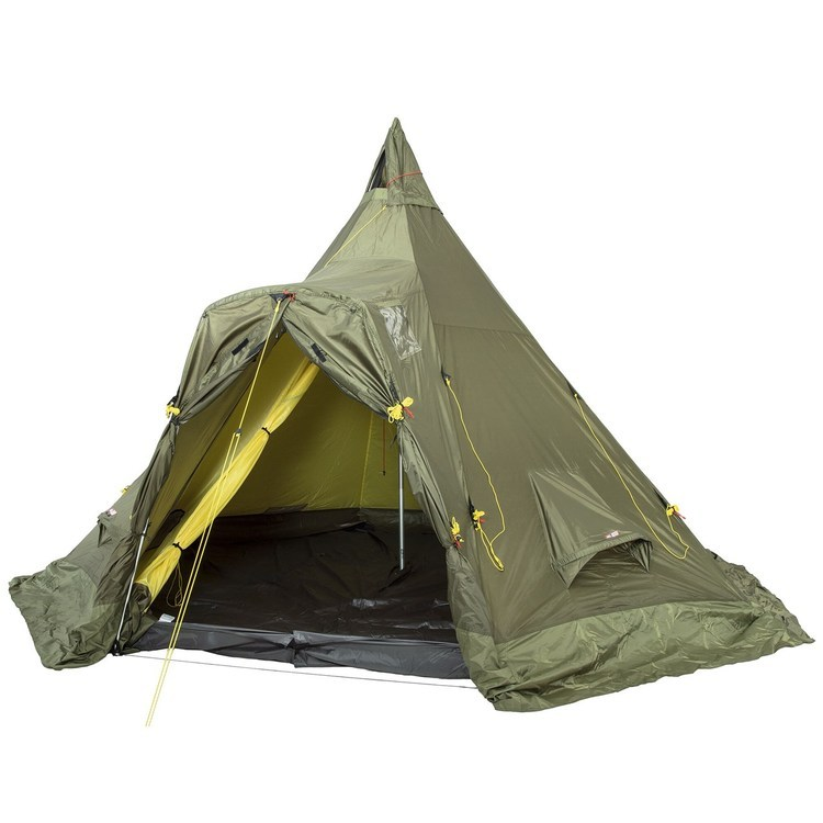 Varanger 8-10 Camp Outer Tent incl. Pole/ヘルスポート(Helsport)