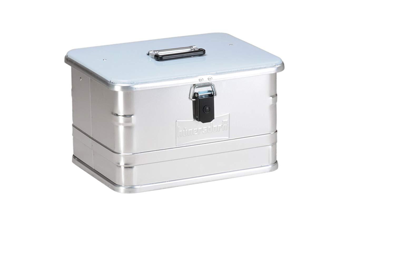hunersdorff(ヒューナスドルフ)/Aluminium Profi Box [29L]