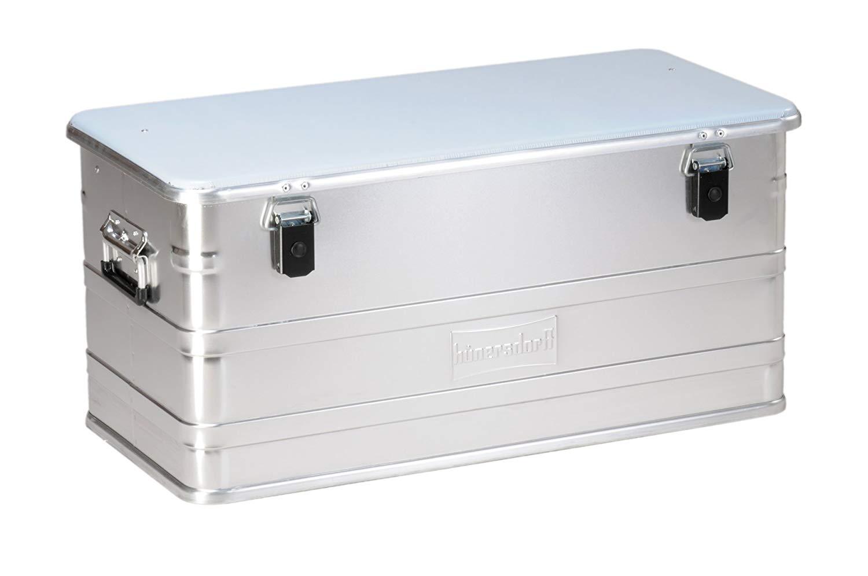 hunersdorff(ヒューナスドルフ)/Aluminium Profi Box [91L]