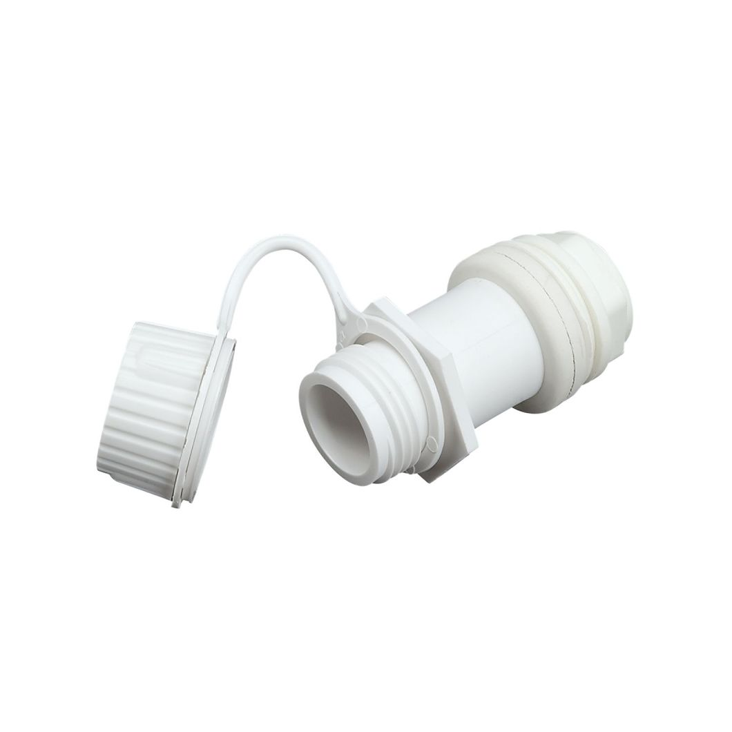 Threaded Drain Plug Assembly