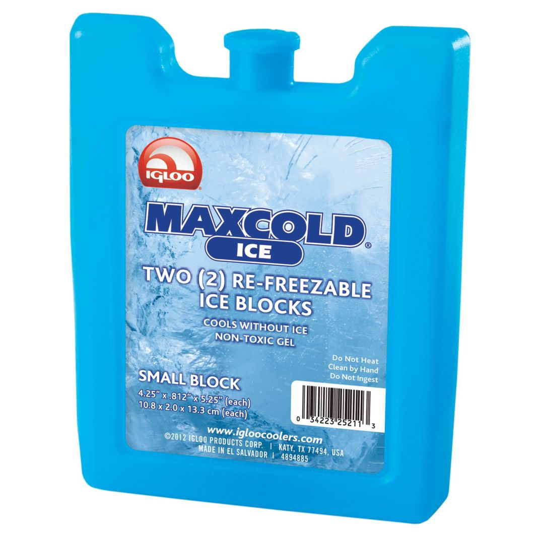 IGLOO(イグルー)/Maxcold® Ice Small Freeze Block