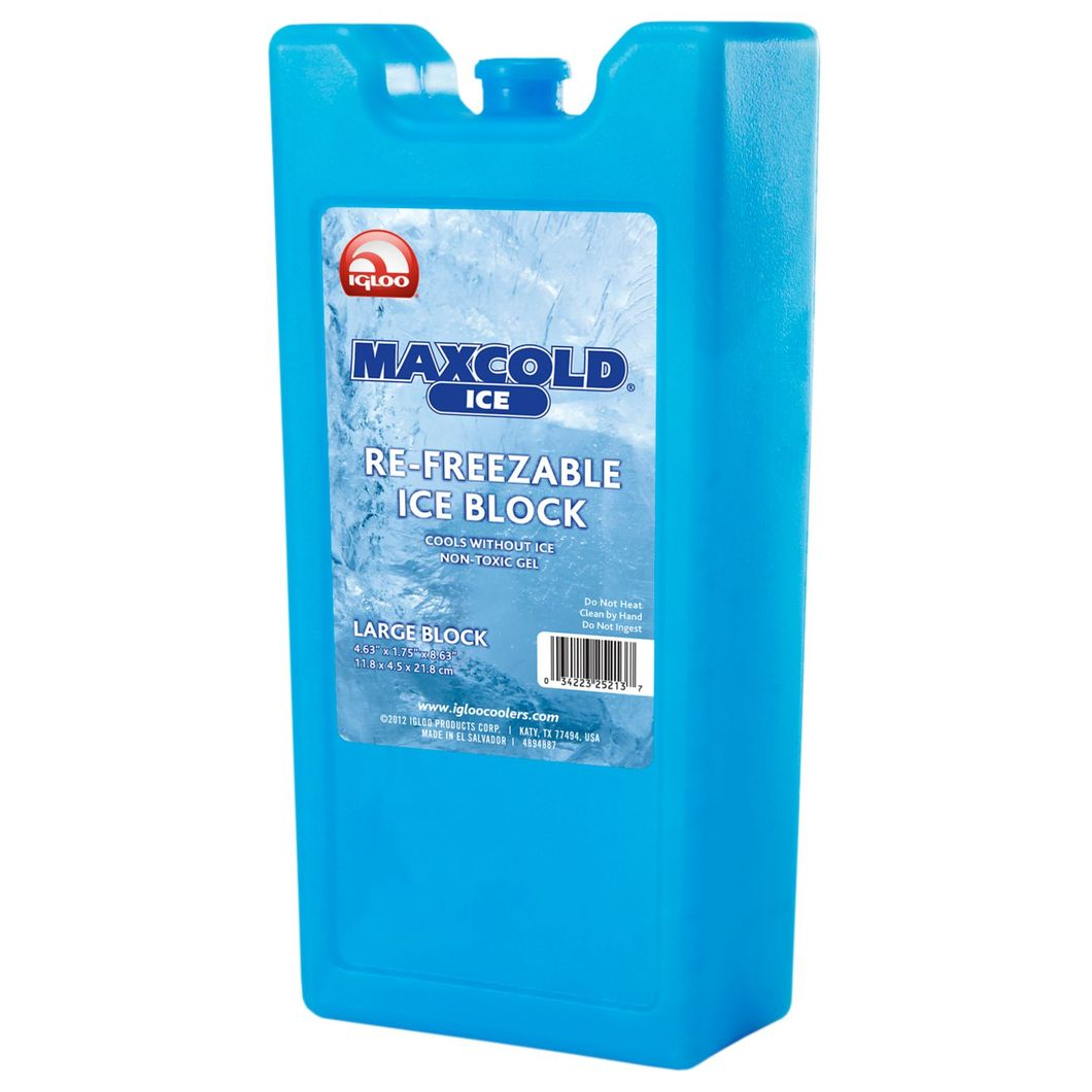 IGLOO(イグルー)/Maxcold® Ice Large Freeze Block