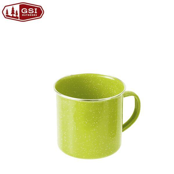 GSI(ジーエスアイ)/ホウロウマグカップ S