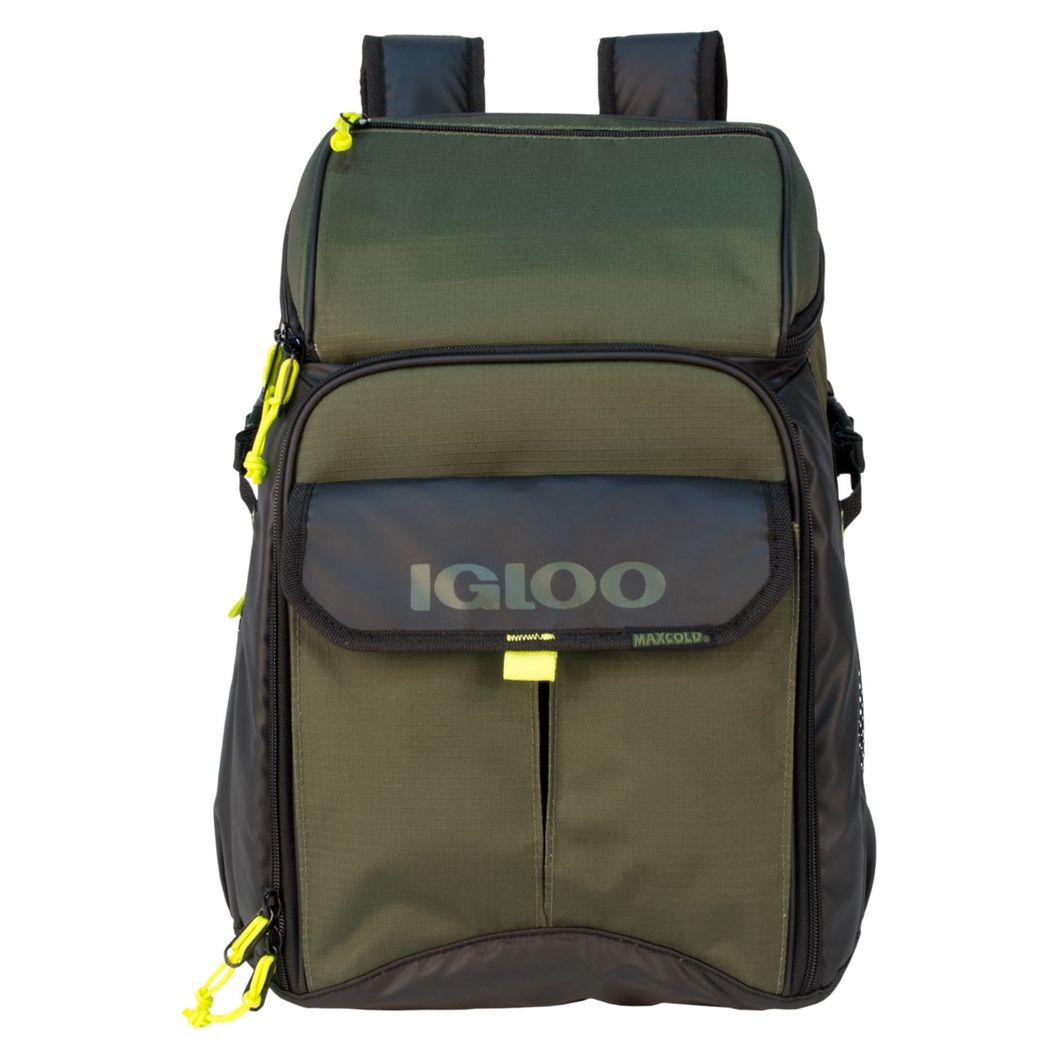 Outdoorsman Gizmo Backpack Tank Green/Black
