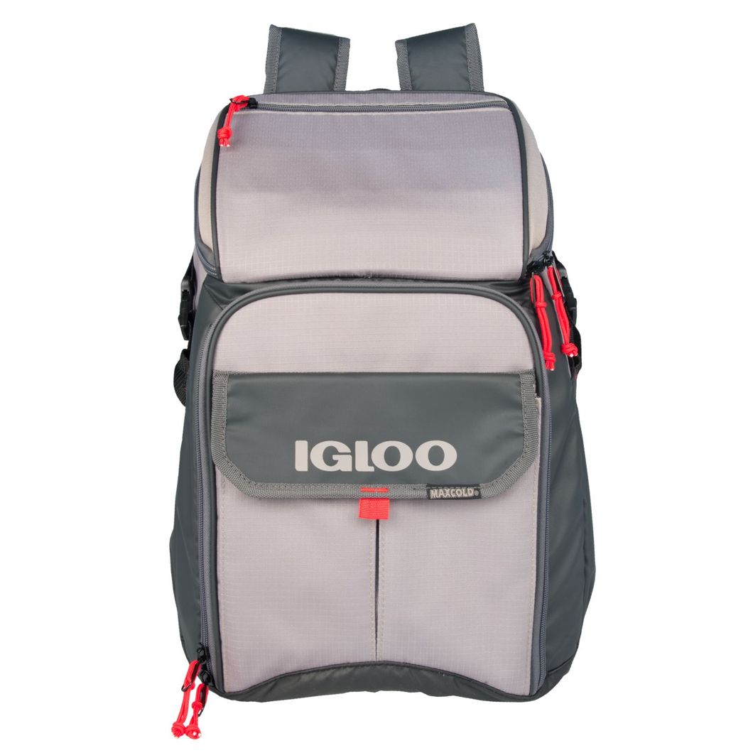 Outdoorsman Gizmo Backpack Sandstone/Red