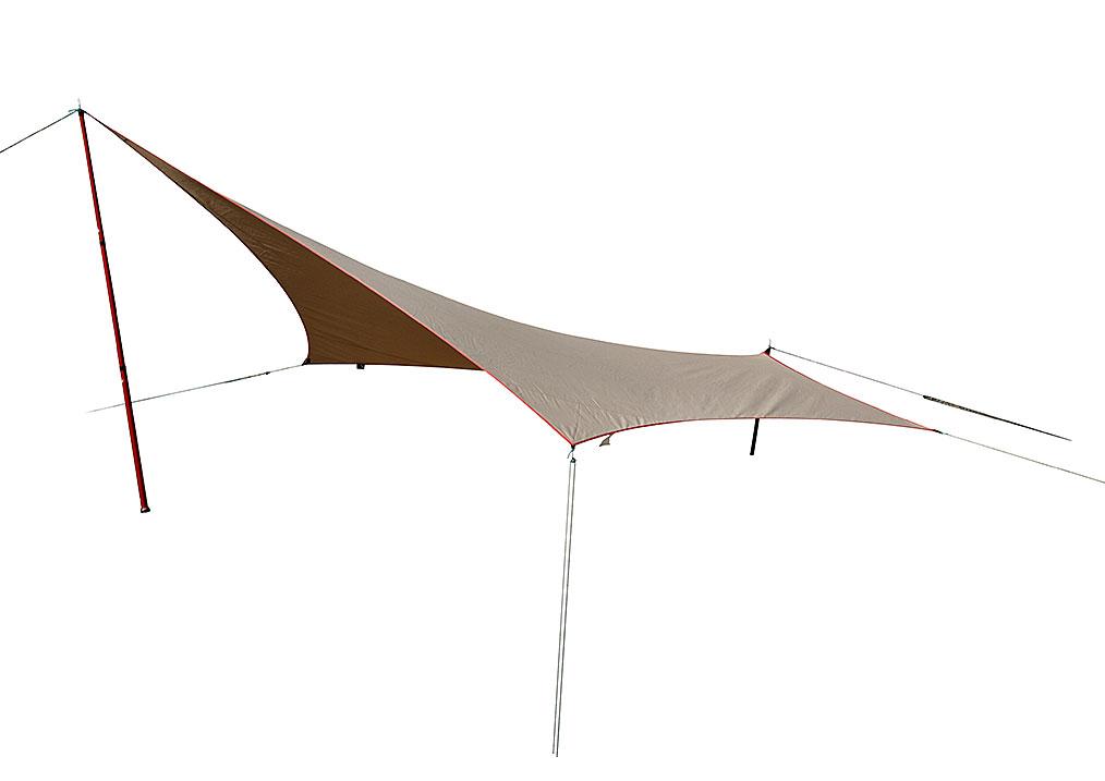 """tent-Mark DESIGNS(テンマクデザイン)/ムササビウイング13ft. Cotton""""焚き火""""version"""
