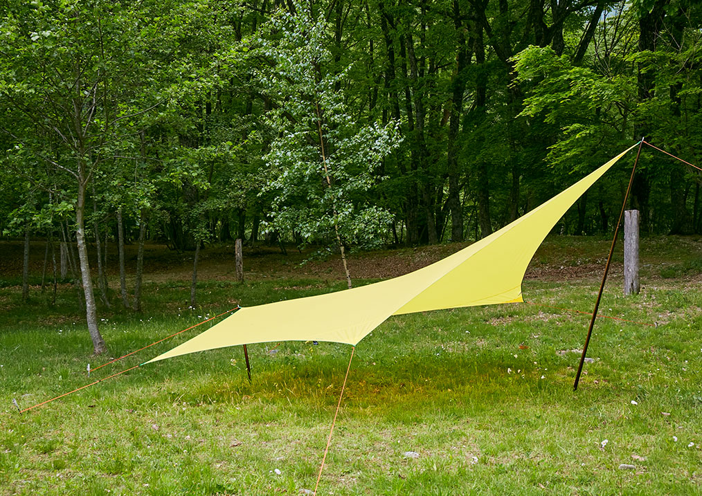 "tent-Mark DESIGNS(テンマクデザイン)/ムササビウイング13ft. ""Traveling light"""