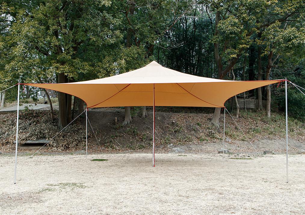 tent-Mark DESIGNS(テンマクデザイン)/AOZORA TARP TC