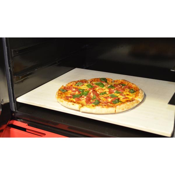チャコールピザオーブンのピザストーン