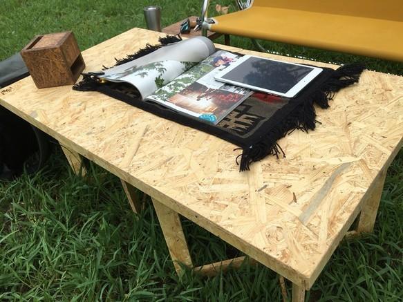 AHK all terrain/折りたたみ ローテーブル