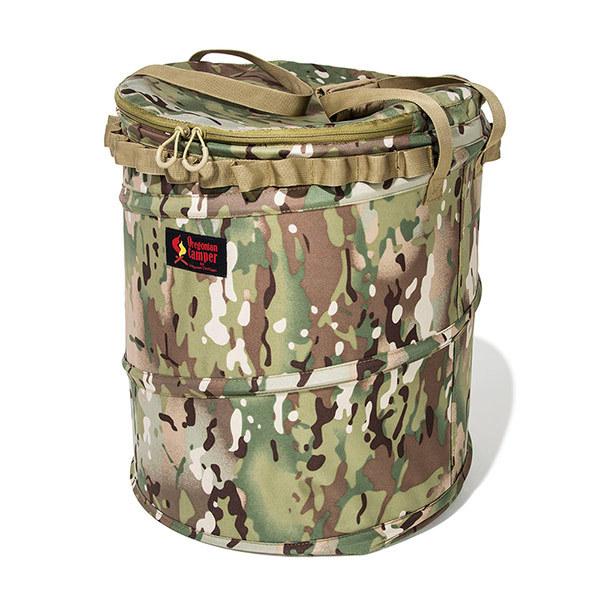Oregonian Camper(オレゴニアンキャンパー)/ポップアップカモトラッシュボックス