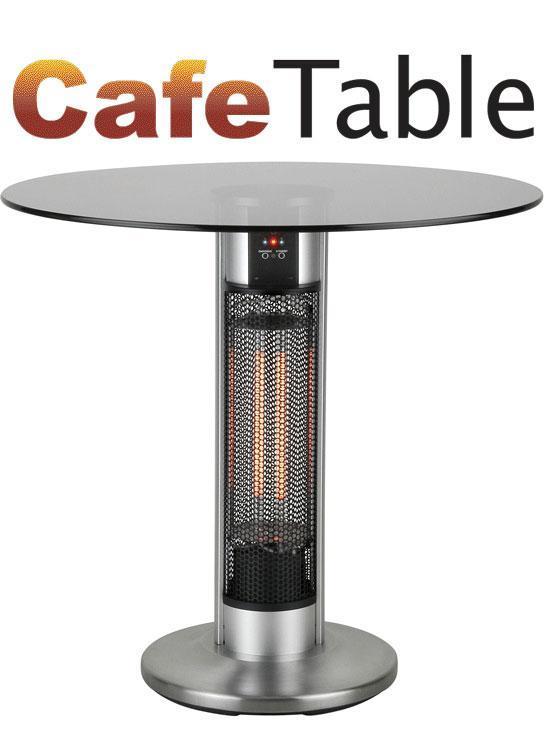 Cafe テーブル カーボンヒーター