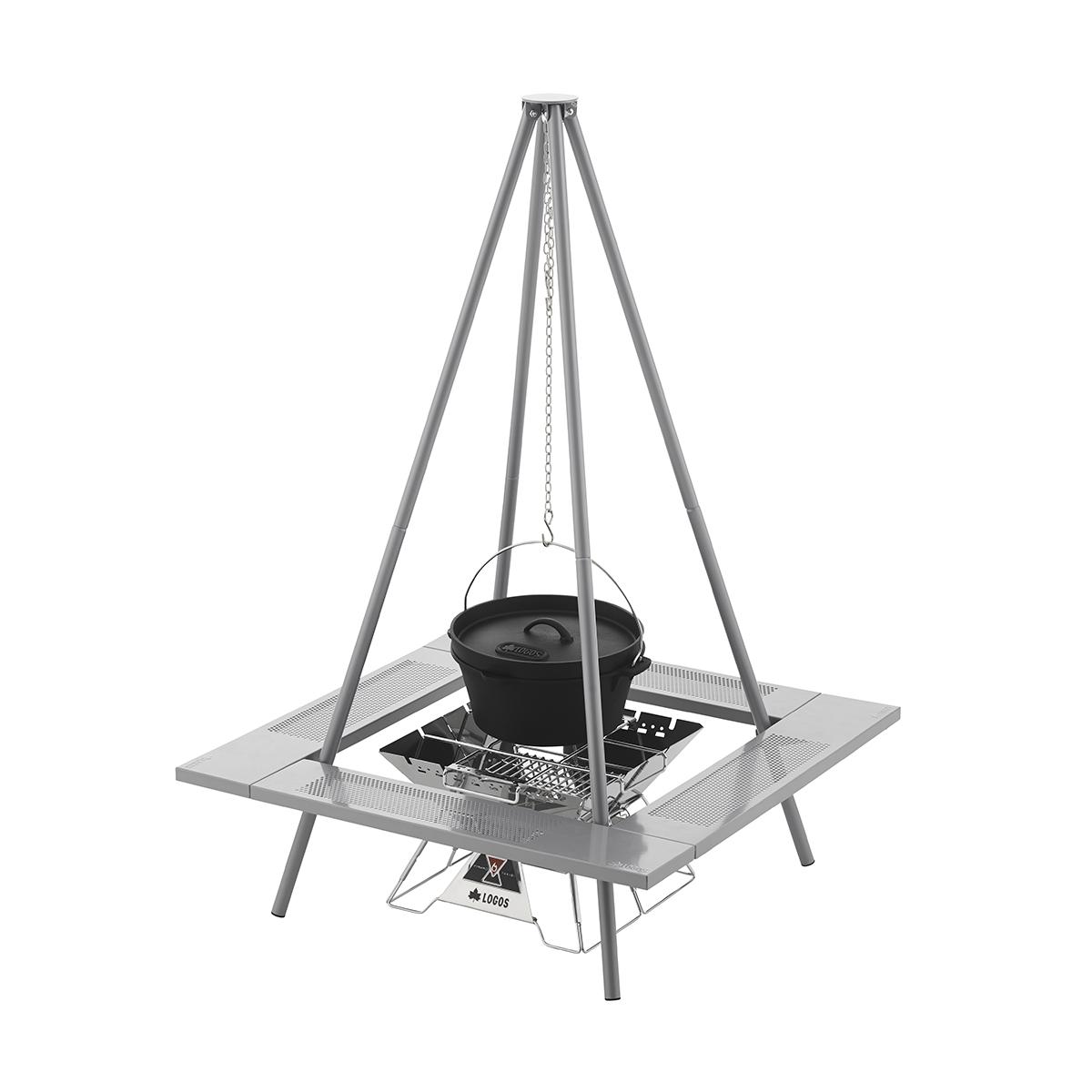LOGOS(ロゴス)/囲炉裏ピラミッドパッケージ