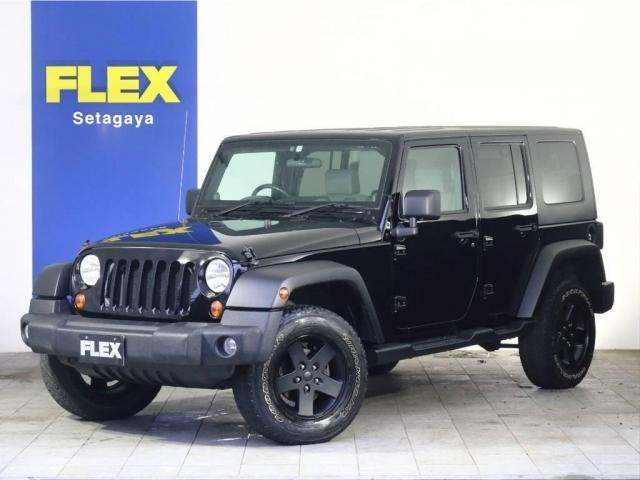 Jeep(ジープ)/WRANGLER UNLIMITED