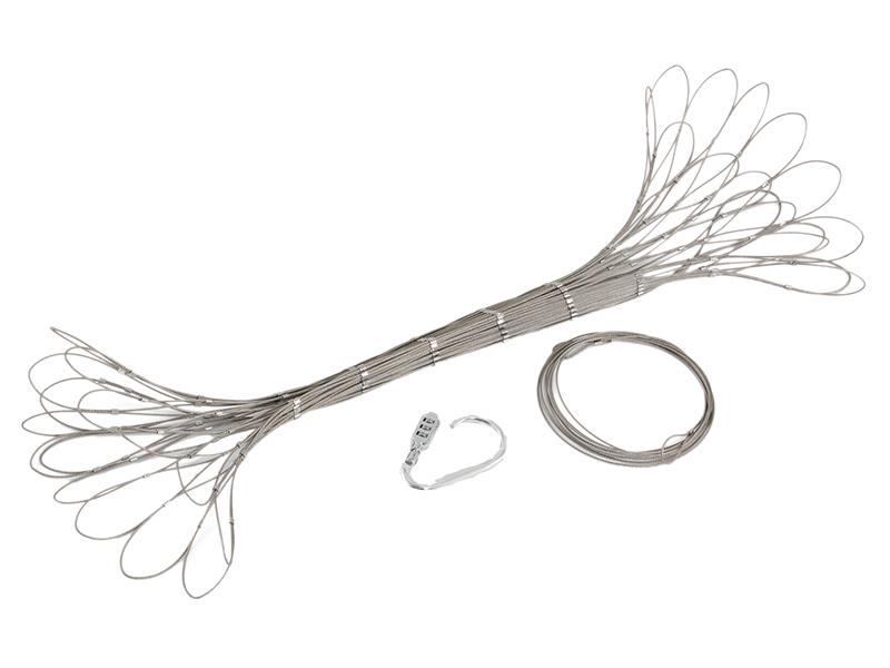 キャリーワゴン用ワイヤーロック