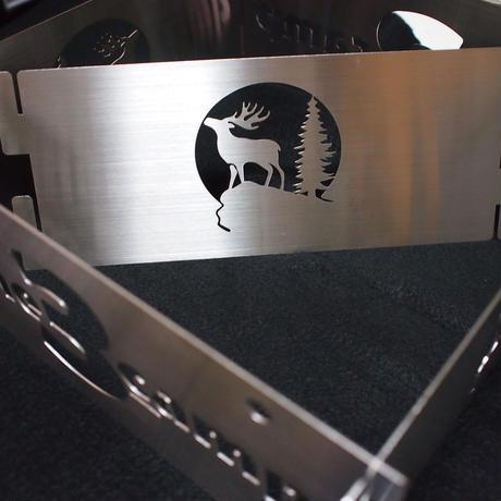be_taki_production/ファイヤープレート鹿