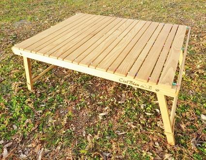 CielBleu(シエルブルー)/Rolltop Table L-P