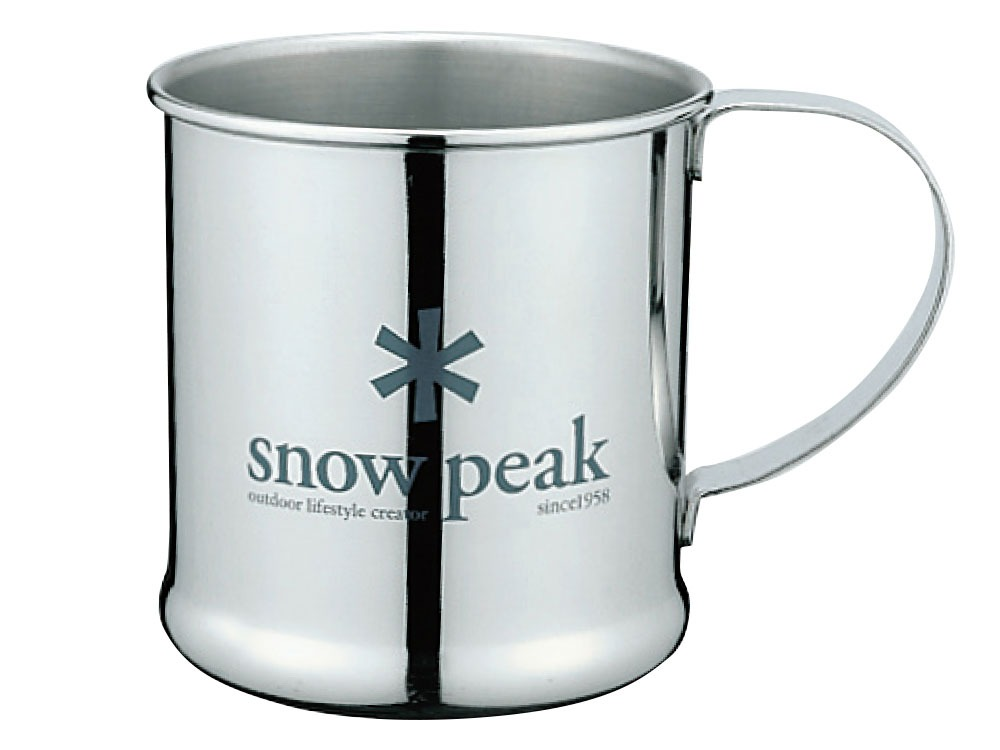 snow peak(スノーピーク)/ステンレスマグカップ