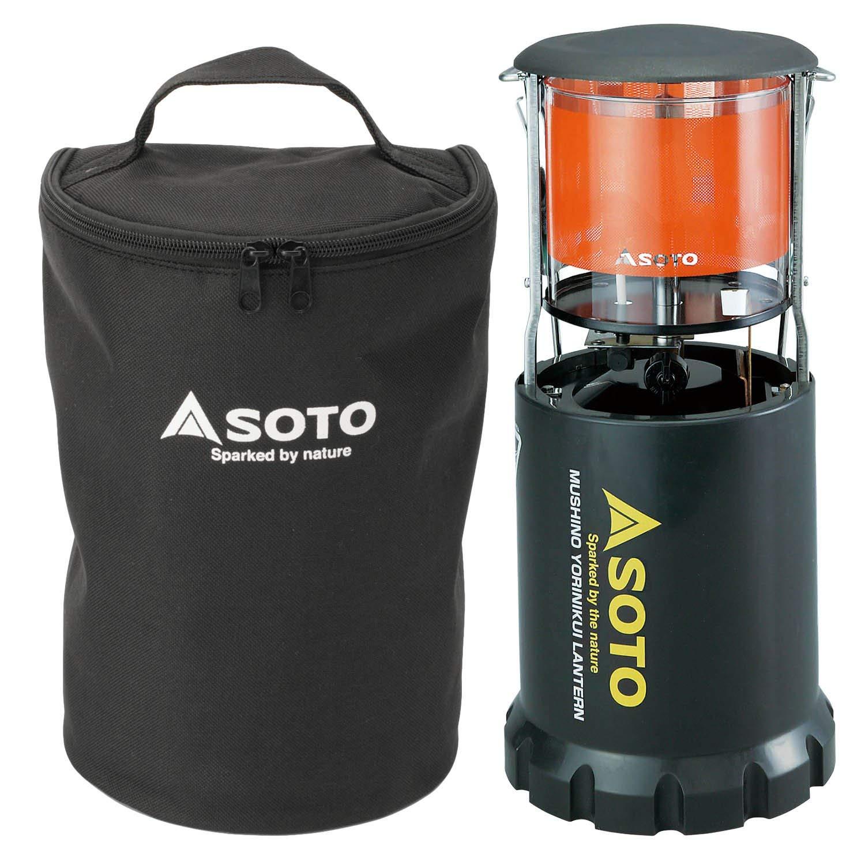 SOTO(ソト)/虫の寄りにくいランタン ケースセット