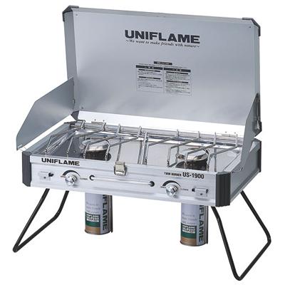 UNIFLAME(ユニフレーム)/ツインバーナー US-1900