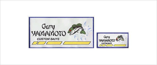 PATCH Gary YAMAMOTO CUSTOM BAITS