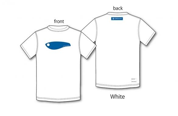 COREMAN(コアマン)/コアマン/アイコンTシャツ(ホワイト)