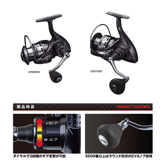 バルトム2スピード / V2S9000
