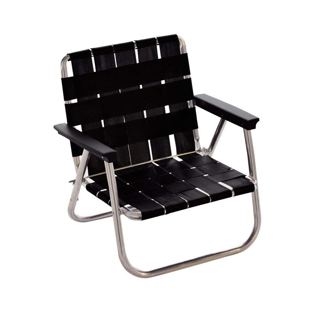 Lawn Chair(ローンチェア)/ローバックビーチチェア ミッドナイト